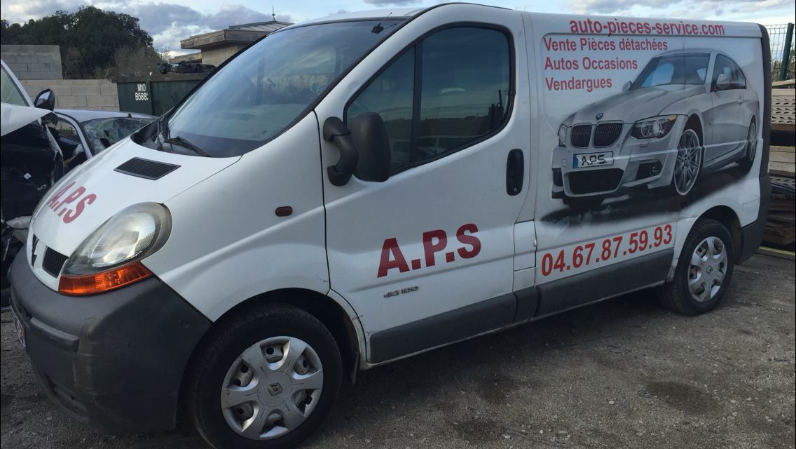 Vente de pièces détachées automobiles et de voitures d'occasions, réparation et entretien de véhicules à Vendargues près de Montpellier (34)