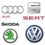 logo audi-volkswagen-skoda-seat
